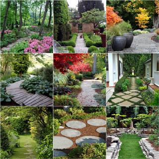 Créer un beau chemin de jardin