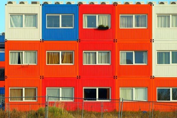 Étudiant, ça vous dirait d'habiter une maison container ?