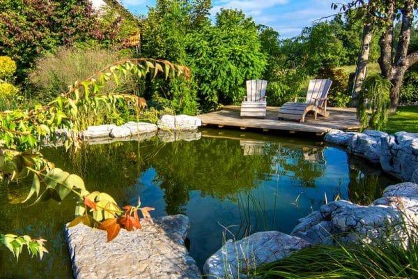 Bassin de jardin : lequel choisir pour son extérieur ?
