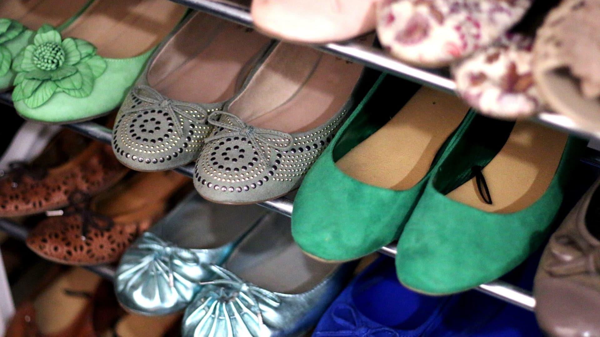Choisissez votre meuble à chaussures en quelques clics