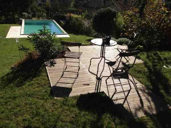 Comment faire pour mettre une piscine sur terrain en pente ?