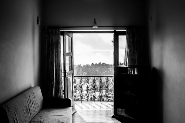 Est-il possible d'aménager un balcon en ville ?