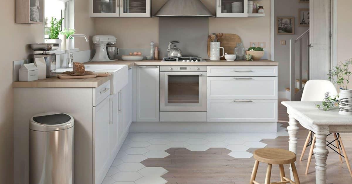 Quelle couleur de sol pour une cuisine ?