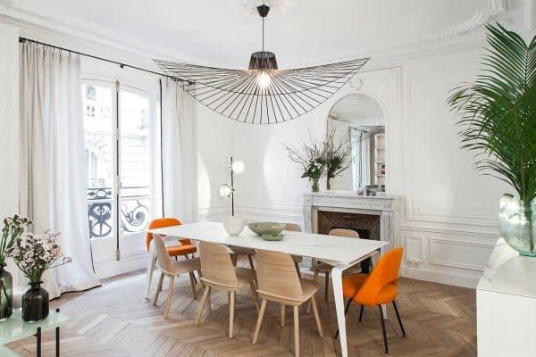 Quelle forme de table pour petit espace ?